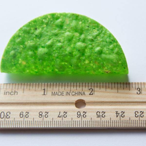 green+mini+taco+with+ruler